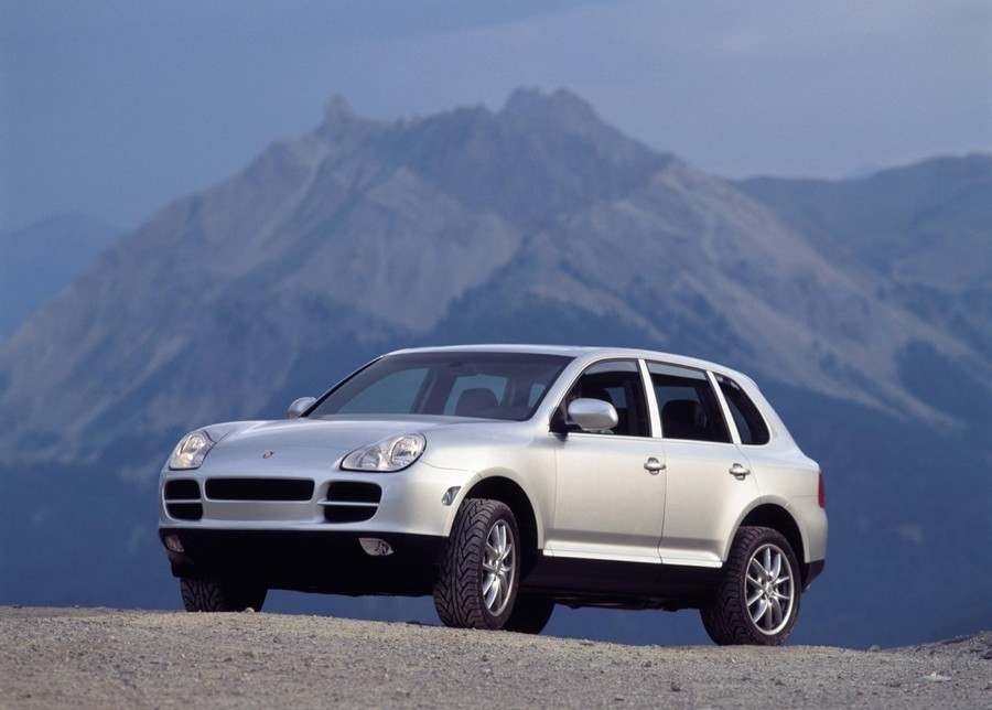 The Original Porsche Cayenne Is Now Available At Bargain Prices On Used Market
