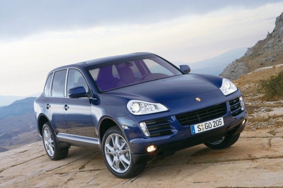 The Facelift Porsche Cayenne Is Available For Under 15 000