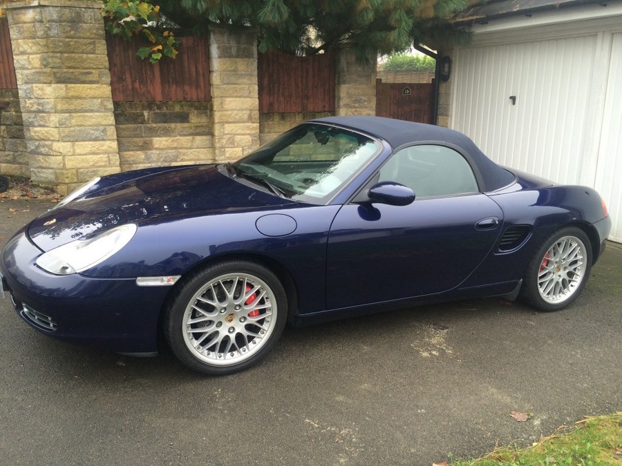 Porsche Boxster 986 Buyer's Guide | Revolution Porsche of Brighouse
